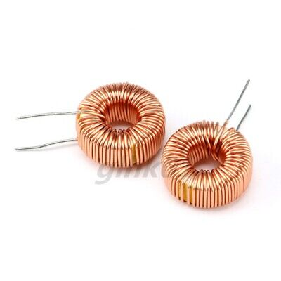 10pcs 3a 220uh Toroidal Coil Inductor Induction Magnetic Winding For Lm2596