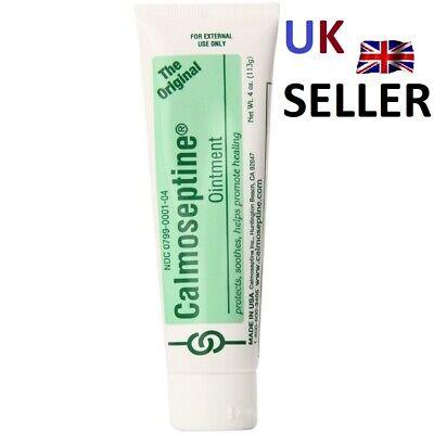 Calmoseptine multi purpose Ointment for nappy rash, bedsore, burns, cuts 4oz