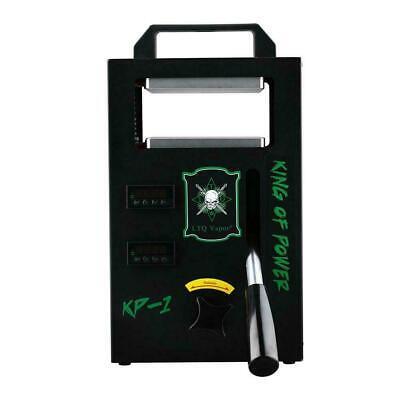 Kp-1 King Of Power Hydraulic 4 Ton 4.5 X 4.75 Inch Plate - Heat Rosin Press Ltq
