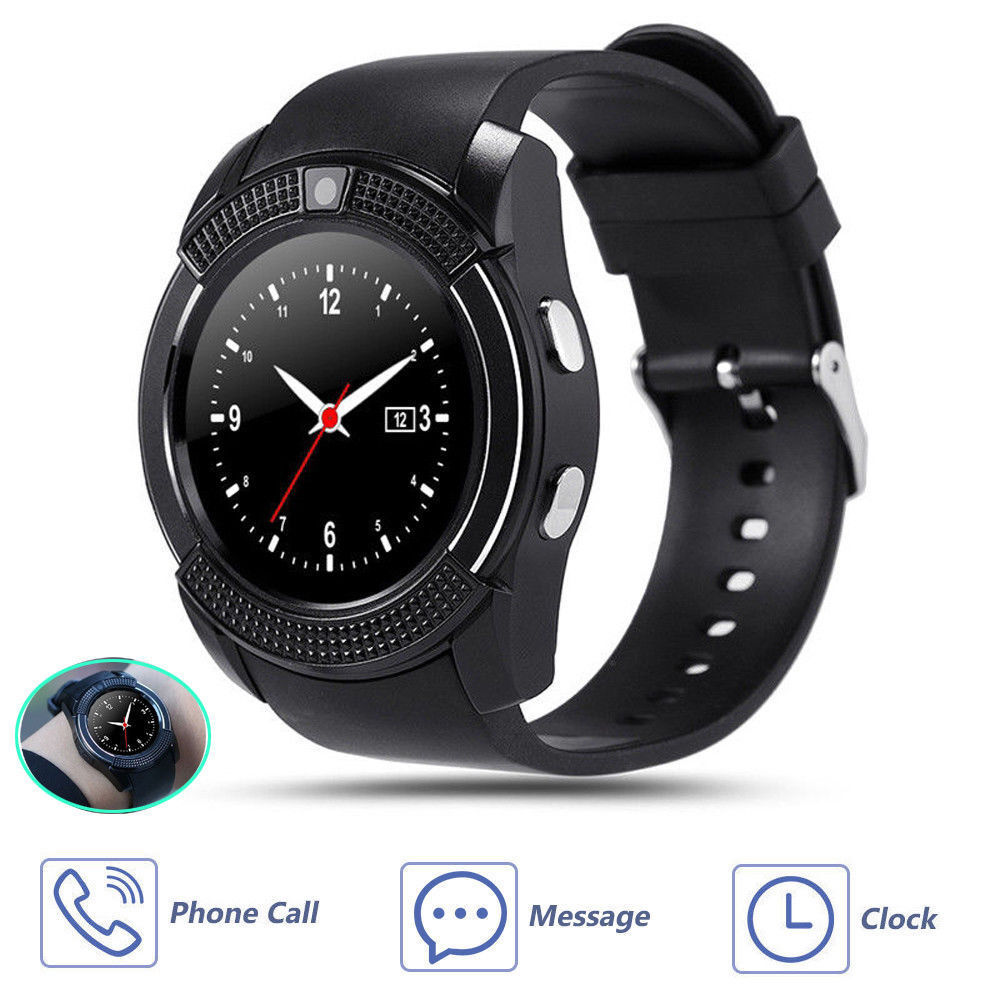 Bluetooth Smart Watch Wristwatch for Android Samsung LG ASUS