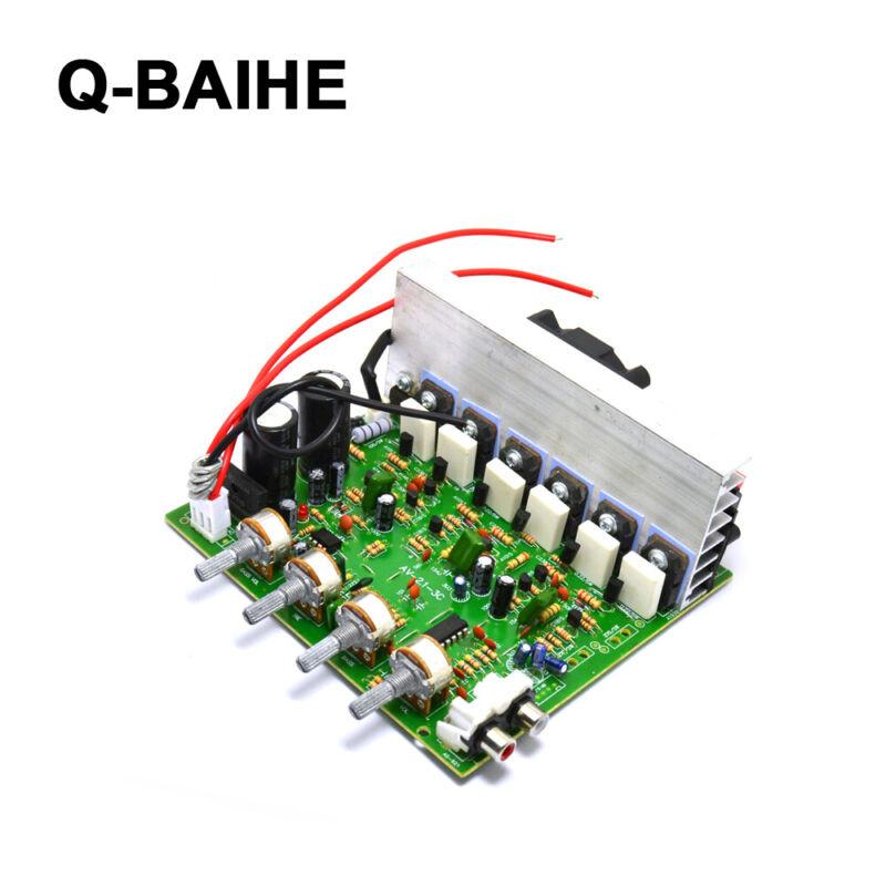 300W 3 Channel Subwoofer Power Amplifier Board 2.1 High Power Amplifier Board