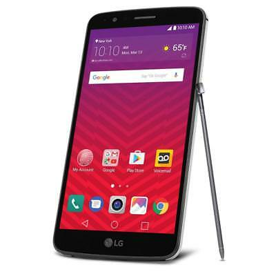 Lg Stylo 3 5 7  Android 16Gb Lte Smartphone   Virgin Mobile   New