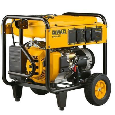 7000-watt Electric Start Gasoline Powered Portable Generator 50-stcarb