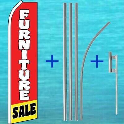 Furniture Sale Super Flag Pole Mount Kit Flutter Feather Swooper Banner Sign