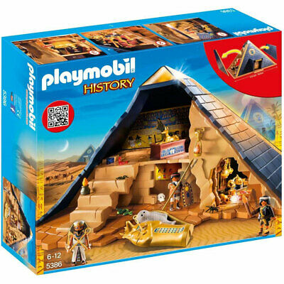 Playmobil Pyramid of the Pharaohs 5386