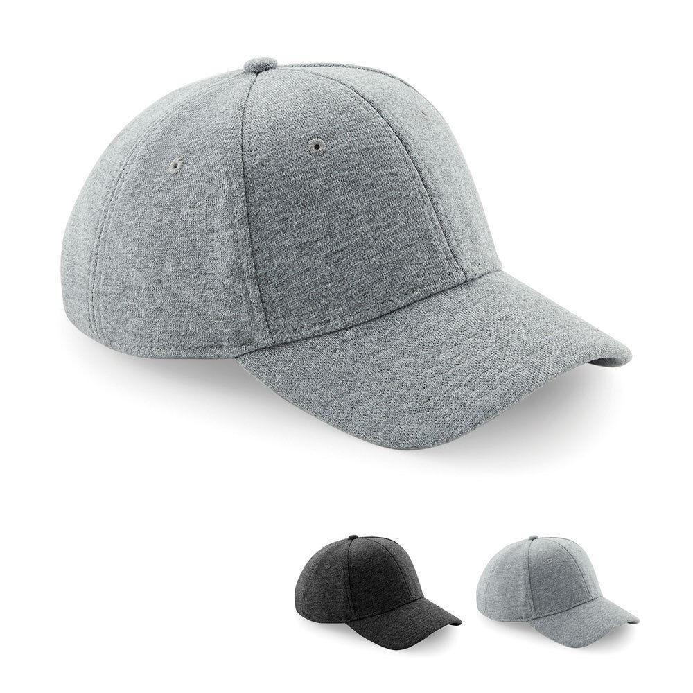 Beechfield Baseball-Cap Kappe Basecap JERSEY ATHLEISURE BASEBALL CAP Neu B677