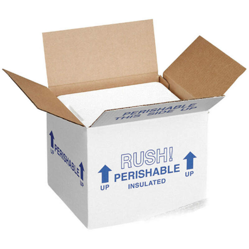 Insulated Shipping Container,PK2 205C