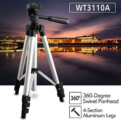 WEIFENG WT3110A Camera 40 inch Tripod for Canon Digital Camera Camcorder Nikon