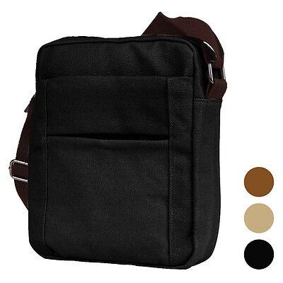 Men's Vintage Canvas Outdoor Travel Hiking Backpack Rucksack Shoulder Laptop Bag