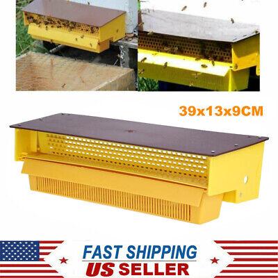Plastic Honey Bee Pollen Trap Collector For Apiculture Beekeeping Tool Beehive