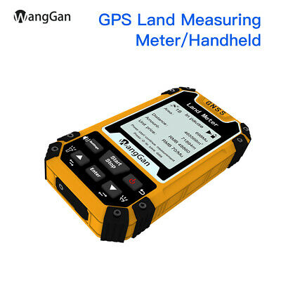 Wanggan Portable Gps Land Measuring Meter Mountain Measurement 2.4-inch Screen