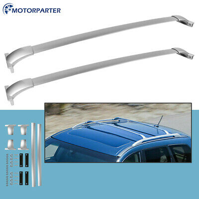 For 2013-18 Nissan Pathfinder 4 Door Roof Rack Cross Bars Luggage Carrier