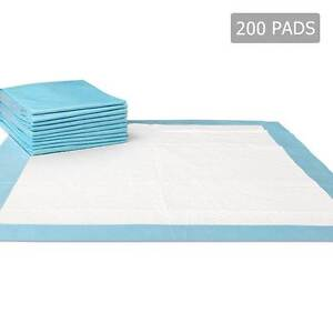 200 Puppy Pet Dog Toilet Training Pads Blue Melbourne CBD Melbourne City Preview