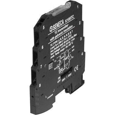Seneca K109tc Temperature Converter Thermocouple Input And Dc Voltagecurrent