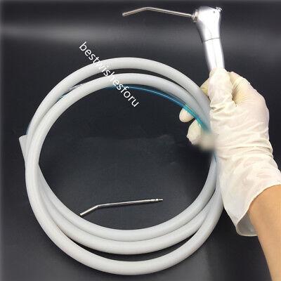Dental Silicone Pipe Hose Tubing Air Water Spray Triple Syringe 3-way Handpiece