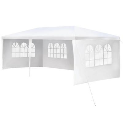10'x20′ Outdoor Canopy Party Wedding Tent Garden Gazebo Pavilion Cater Events -4 Garden Structures & Shade
