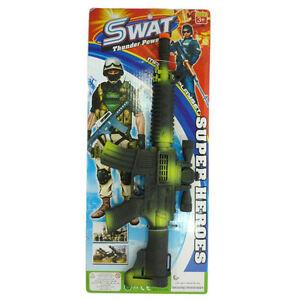 Toy-Gun-Army-Plastic-Machine-Gun-Super-Heroes-M16-Camoflage-Rifle