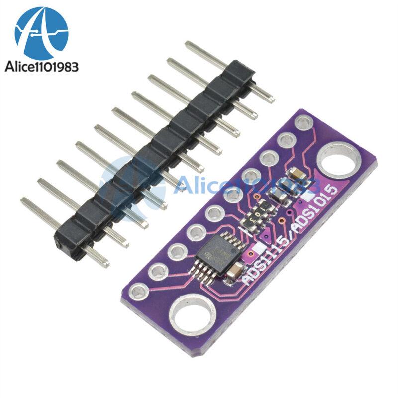 Ad/da Ads1015 12-bit Conversion Module Subminiature Precise Development Board