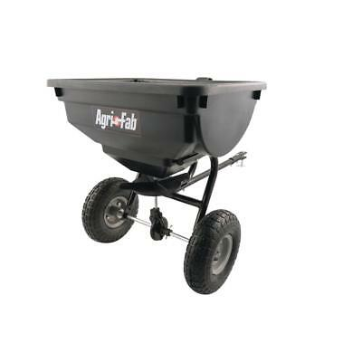 Lawn Fertilizer Spreader Pull Tow Behind Grass Seed Salt Broadcast ~Top Seller~ Agri Fab Fertilizer Spreader