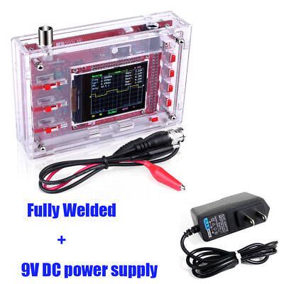 Fully Welded Assembled Dso138 2.4 Tft Digital Oscilloscope 1msps Probe Kit