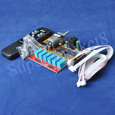 MV02 4Way Motorized Remote Volume Control Input KIT