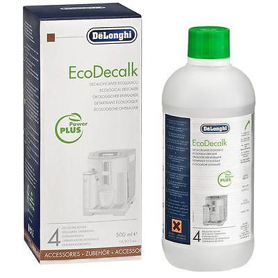 Delonghi Espresso Machine & Coffee Maker Unaffected Descaler Decalcifier Genuine