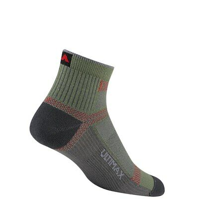 - Wigwam Ultra Cool Lite Quarter Pro Socks F6282