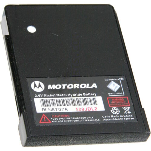 Motorola Minitor V Pager Battery-RLN5707 RLN5707A-3.6V NiMH-BRAND NEW OEM
