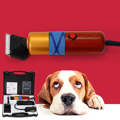 Pet Clippers Sheep Goat Hair Trimmer Andis Electric Animal Shaver Groom Shears