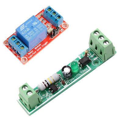 Ac 220v 5v Optocoupler Isolation Module 1-channel Relay Module For Arduino Lot