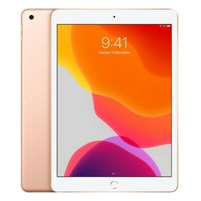 Apple 10.2-inch iPad 2019 128GB Wi-Fi - Dorado