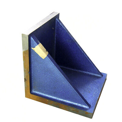 Star Tool Supply 2355012 Ground Cast Iron Angle Plate 12 X 12 X 12