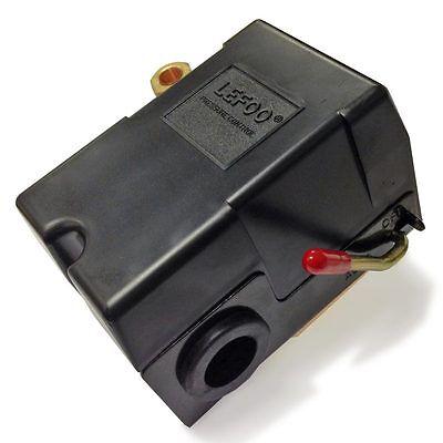 Replacement Air Compressor Pressure Switch Lefoo Lf10-l1 1 Port 125 Psi
