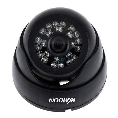 Home Security Color Night Vision CCTV Dome Camera 800TVL Wide Angle 24LEDs O5V4
