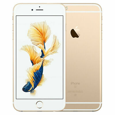 Apple iPhone 6s (A1688) 16GB (Unlocked) Smartphone - Gold - Pristine Condition