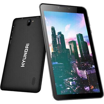 "Hyundai Koral 7"" 8GB, Bluetooth 4.0, Android 8.1 Oreo Touchscreen Tablet, Black"