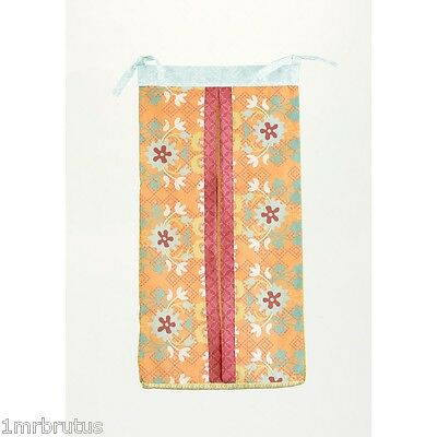 Truly Scrumptious Boho Harmony Diaper Stacker Girl's Nursery Decor Storage Bag Garden Diaper Stacker