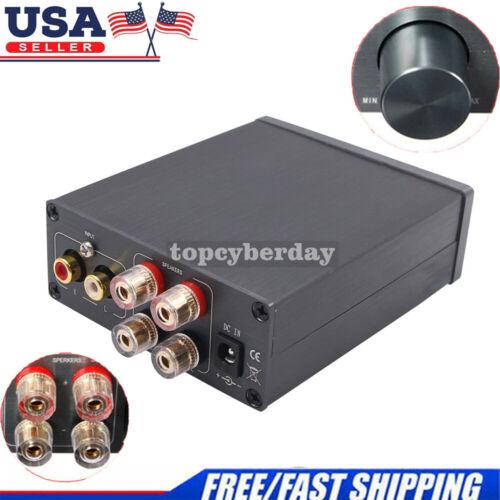 TPA3116 HIFI Class 2.0 Stereo Audio Digital Amplifier Advanced 2X50W Breeze Amp