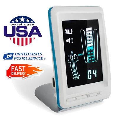 Dental Apex Locator Root Canal Finder Meter Endo Endodontic 4.5-inch Large Lcd