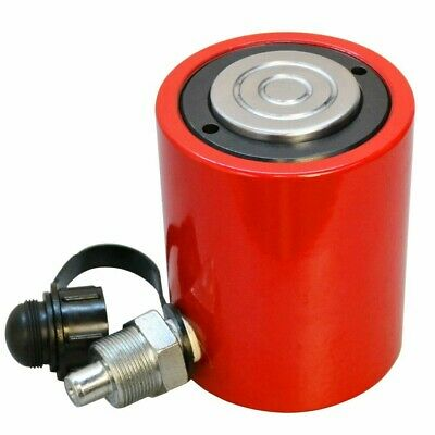 "50 Ton Hydraulic Cylinder 2"" (50mm) Stroke Jack Ram 115mm Closed Height"