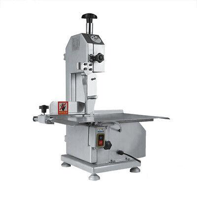 Commercial Bone Cutting Saw Machine Frozen Meat Bone Steak Fish Cutter 4-180mm