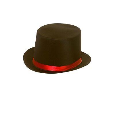 Tag der Toten Mariachi Band Hut Kostüm Viktorianisch Erwachsene Zylinder Neu