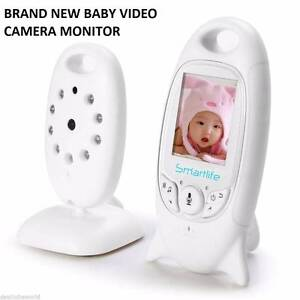 2.4G Wireless Baby Video Monitor Two-way Talk camera display Noble Park Greater Dandenong Preview