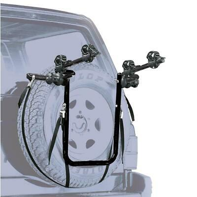 Peruzzo 4x4 Spare Wheel Mounted 2 Bike Carrier for Honda CRV 2002-2006