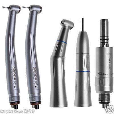 Inner Water Dental Low Speed Kit Fit Kavo 2 High Speed Handpiece Turbine Zza