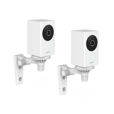 Wireless Indoor Surveillance Cameras With Spin Tilt Zoom Night Vison 2 Way Audio