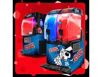 Slush Puppy Machine & Candy Cart With Sweets Hire ONLY £149