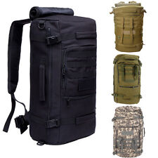 60L Tactical Military Rucksacks Backpack Trekking Sports Camping Large Bag New