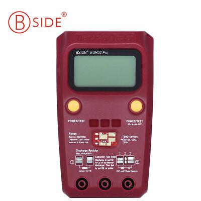Digital-SMD-Komponente Tester für NPN und PNP Bipolartransistoren Portable Tool
