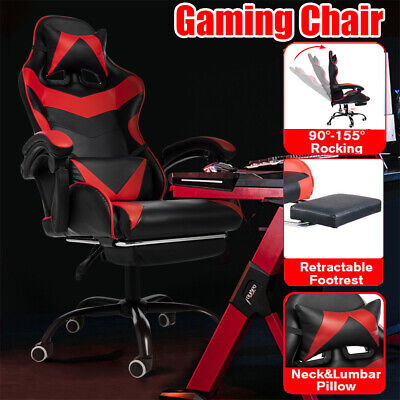 Gaming Chair Racing Chair Office Chair Ergonomic High-Back C